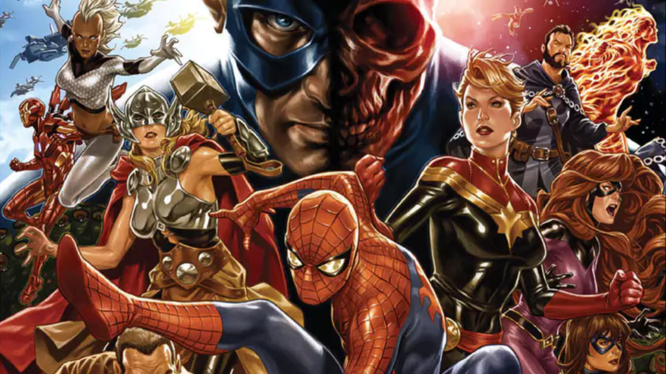 Another Shocking Twist in Secret Empire #3 (Spoilers)