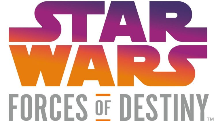 Star Wars Forces of Destiny to Debut Next Week