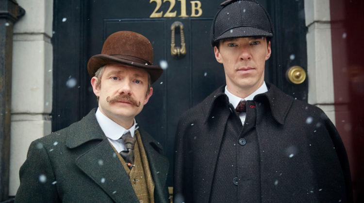 Sherlock Team to Adapt Dracula to Series