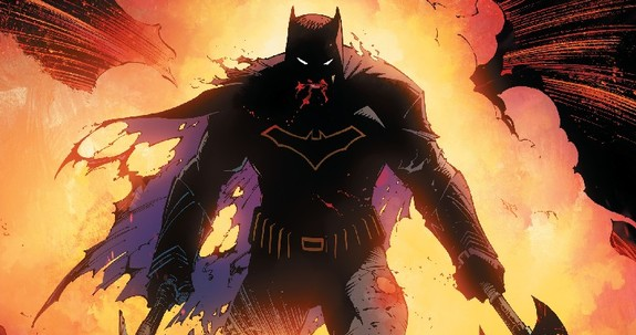 A League of Evil Batmen will Terrorize Gotham in Dark Nights: Metal One Shots