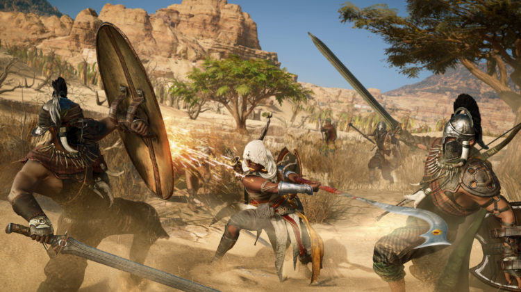Assassins Creed Origins Dawn of the Creed Edition Looks Expensive