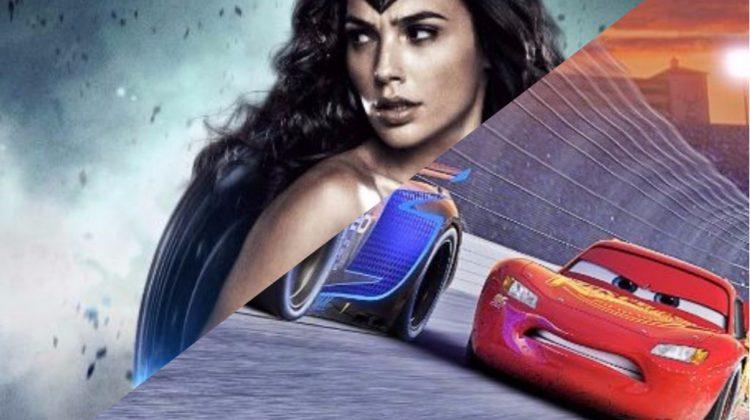 Cars 3 Dethrones Wonder Woman at the Box Office