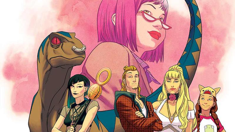 Author Rainbow Rowell bringing back Marvel's Runaways