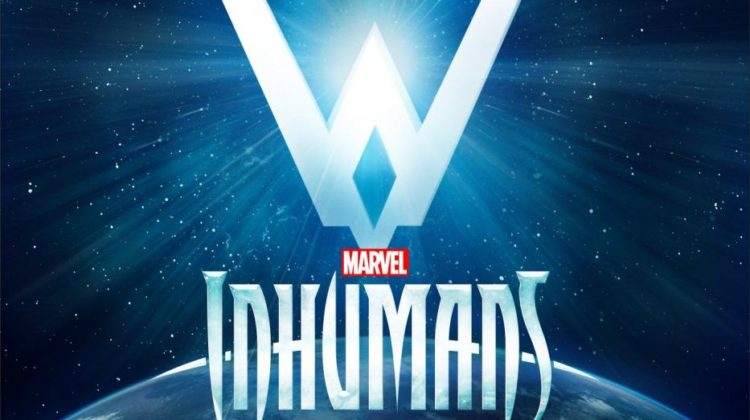 Your first Look at the Hidden City of Atillan in Inhumans IMAX Poster