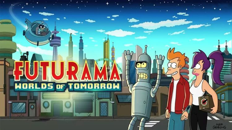 Futurama: Worlds of Tomorrow Coming This Month