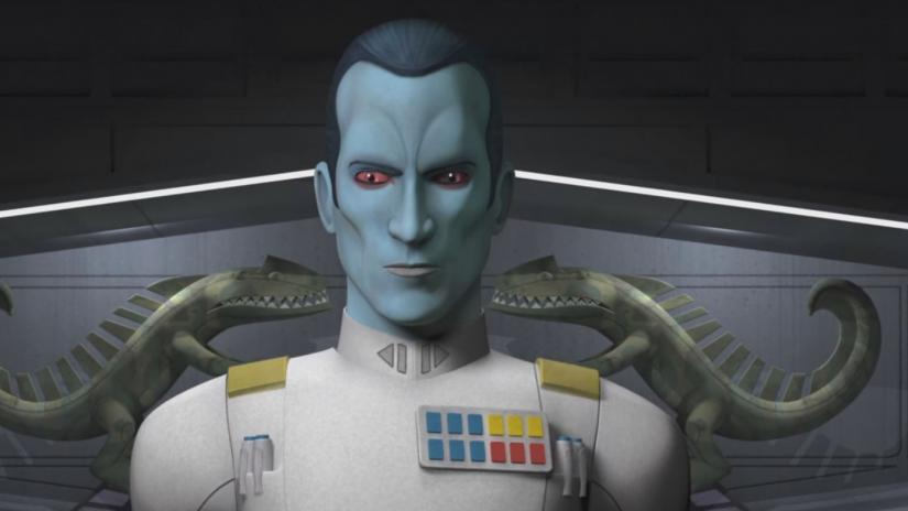 Hera takes the Fight to Thrawn on the next Star Wars Rebels