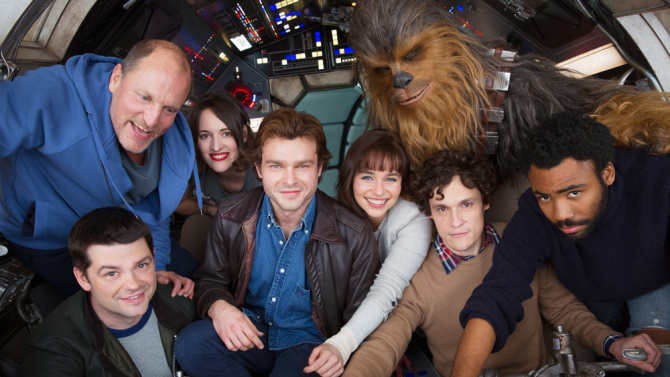 Han Solo Film Loses Directors over Creative Differences