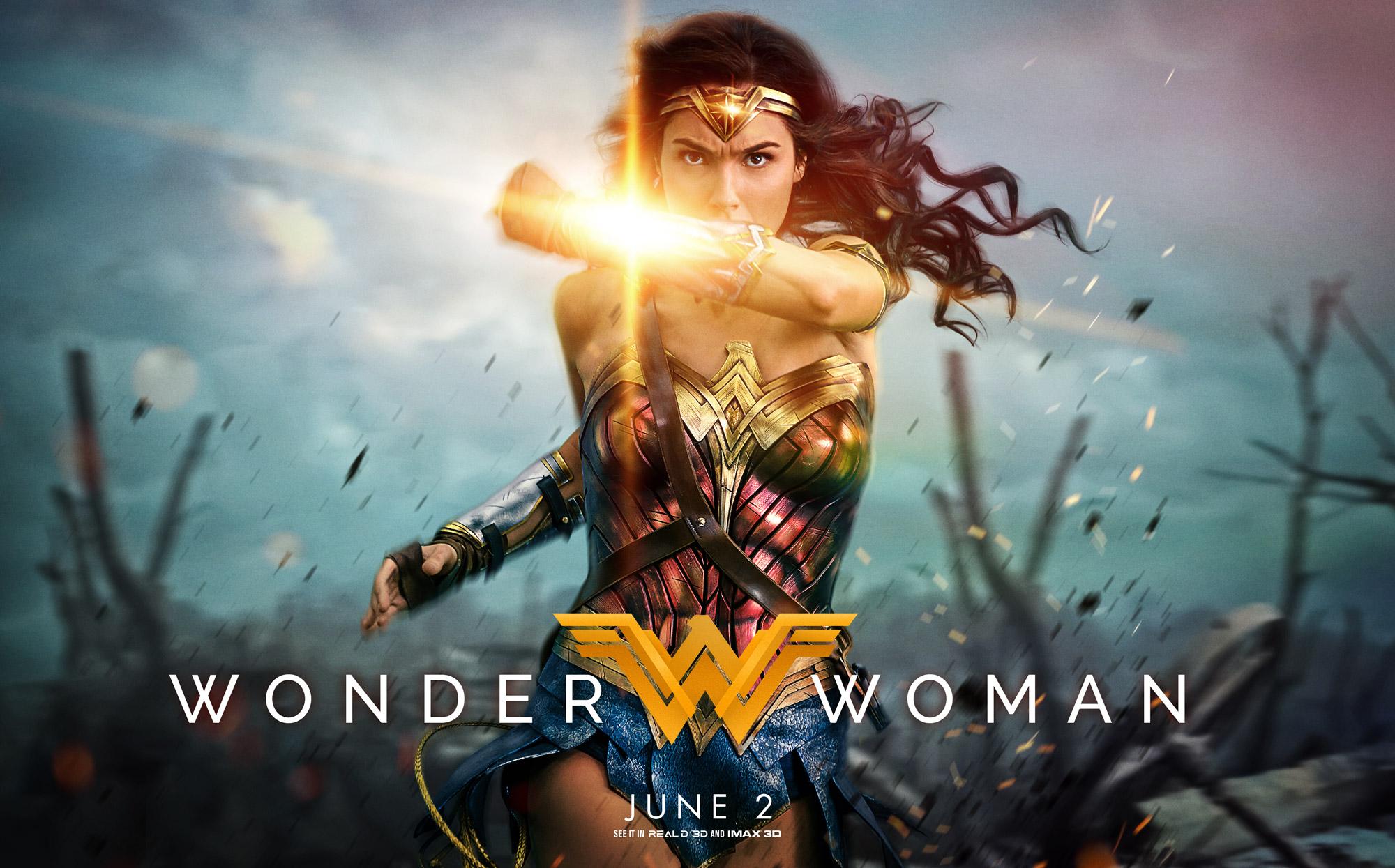 Wonder Woman: A Fancast Review
