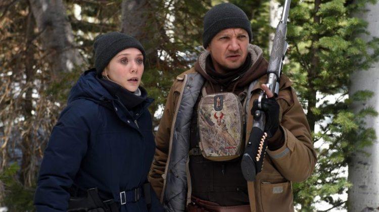 Jeremy Renner and Elizabeth Olsen star in Thriller Wind River