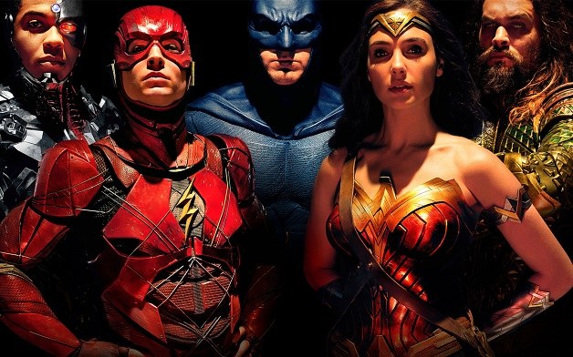 Justice League Arrives on Ultra HD Blu-Ray and Digital HD