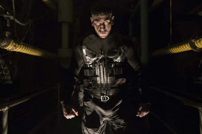 Marvel Announces The Punisher Renewed for Season 2 on Netflix