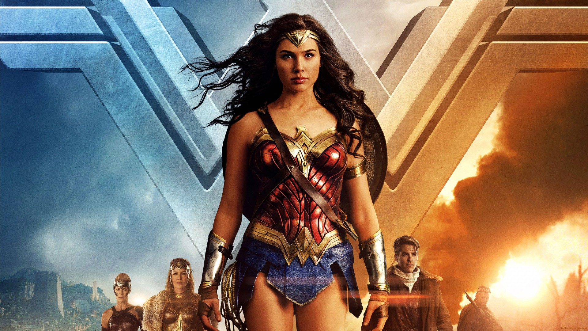 Wonder Woman Sequel to Adopt New PGA Anti-Sexual Harrassment Policies