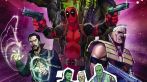 All New Guardians of the Galaxy #12 Review