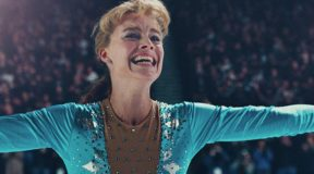 Margot Robbie is Tonya Harding in Dark Comedy I, Tonya