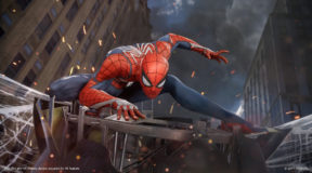 Here's A New Trailer for the PS4 Exclusive Spider-Man Game