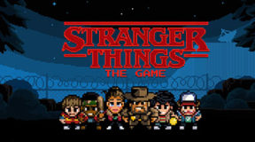 Stranger Things Gets a Cool Retro Game for Mobile