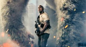 First Trailer for 'Rampage' Starring Dwayne Johnson