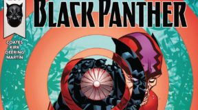 Black Panther #167 Review