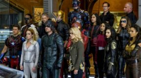 "An Extended Trailer for the Arrowverse Crossover Event ""Crisis on Earth-X"""