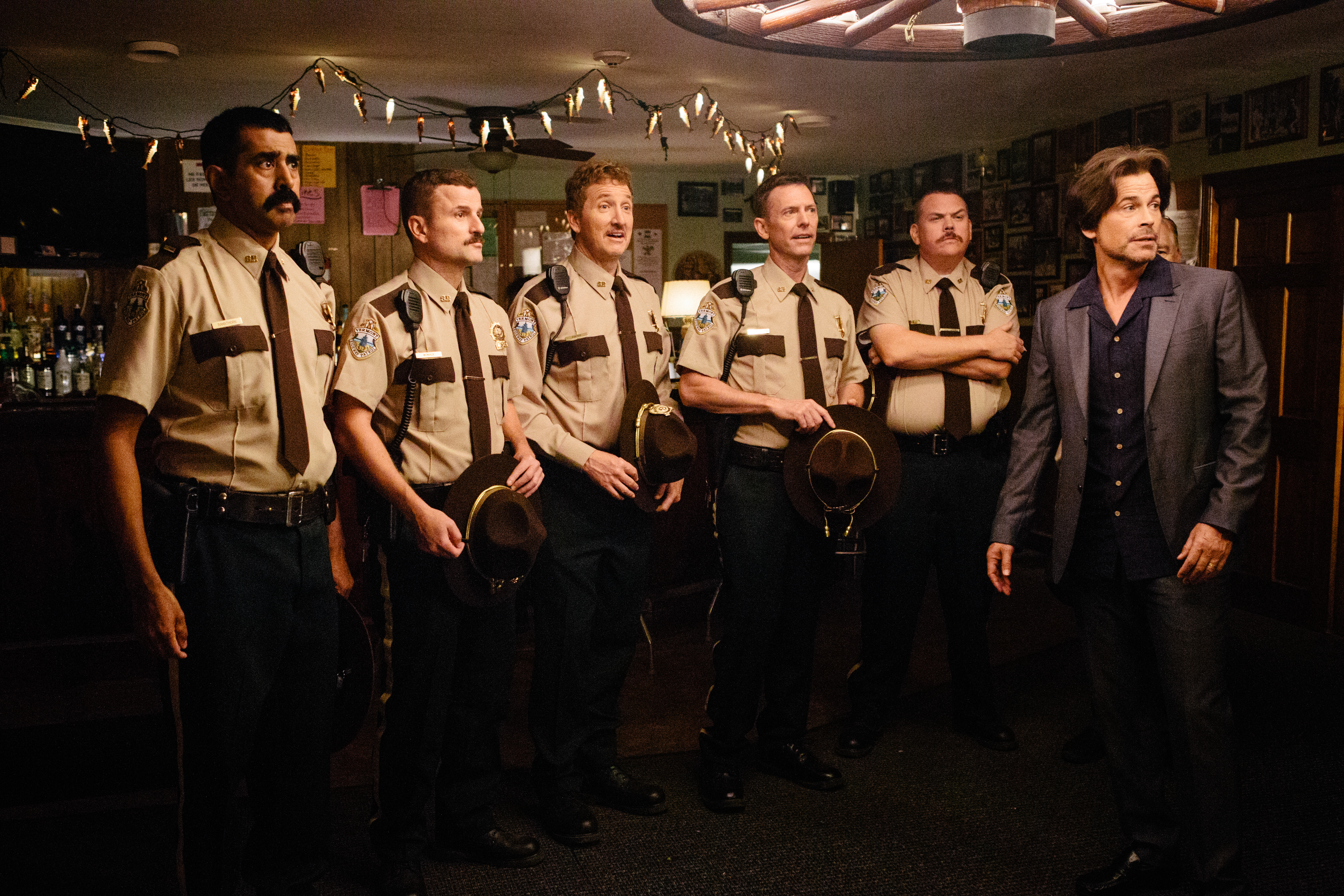 Here is the Red Band Trailer for Super Troopers 2