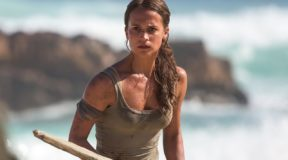 Here's a New Trailer for Tomb Raider starring Alicia Vikander