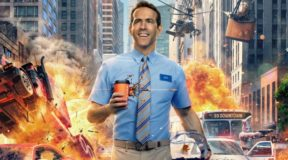 Check out the First Trailer for 'Free Guy' starring Ryan Reynolds